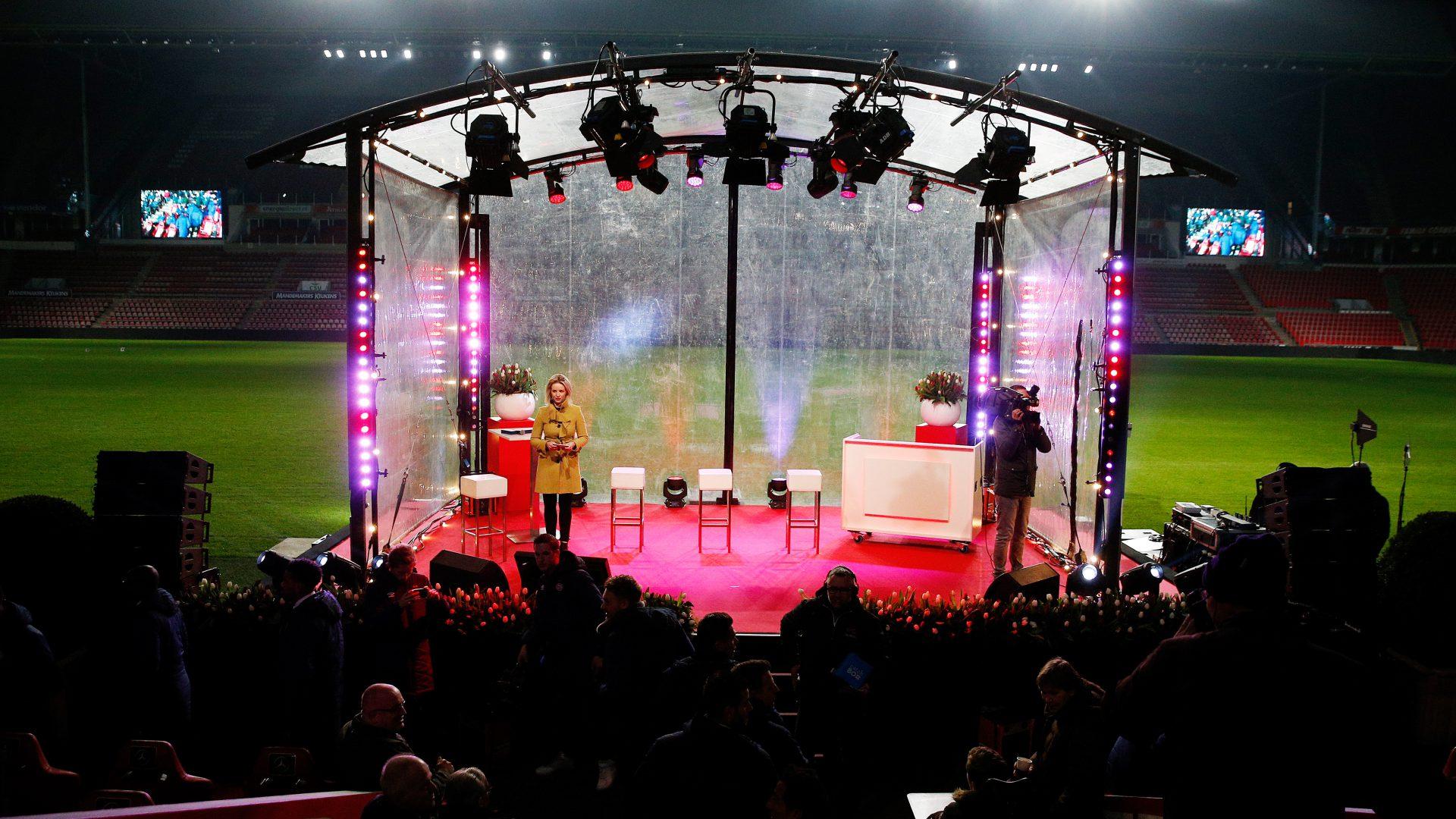 Nieuwjaarsreceptie PSV