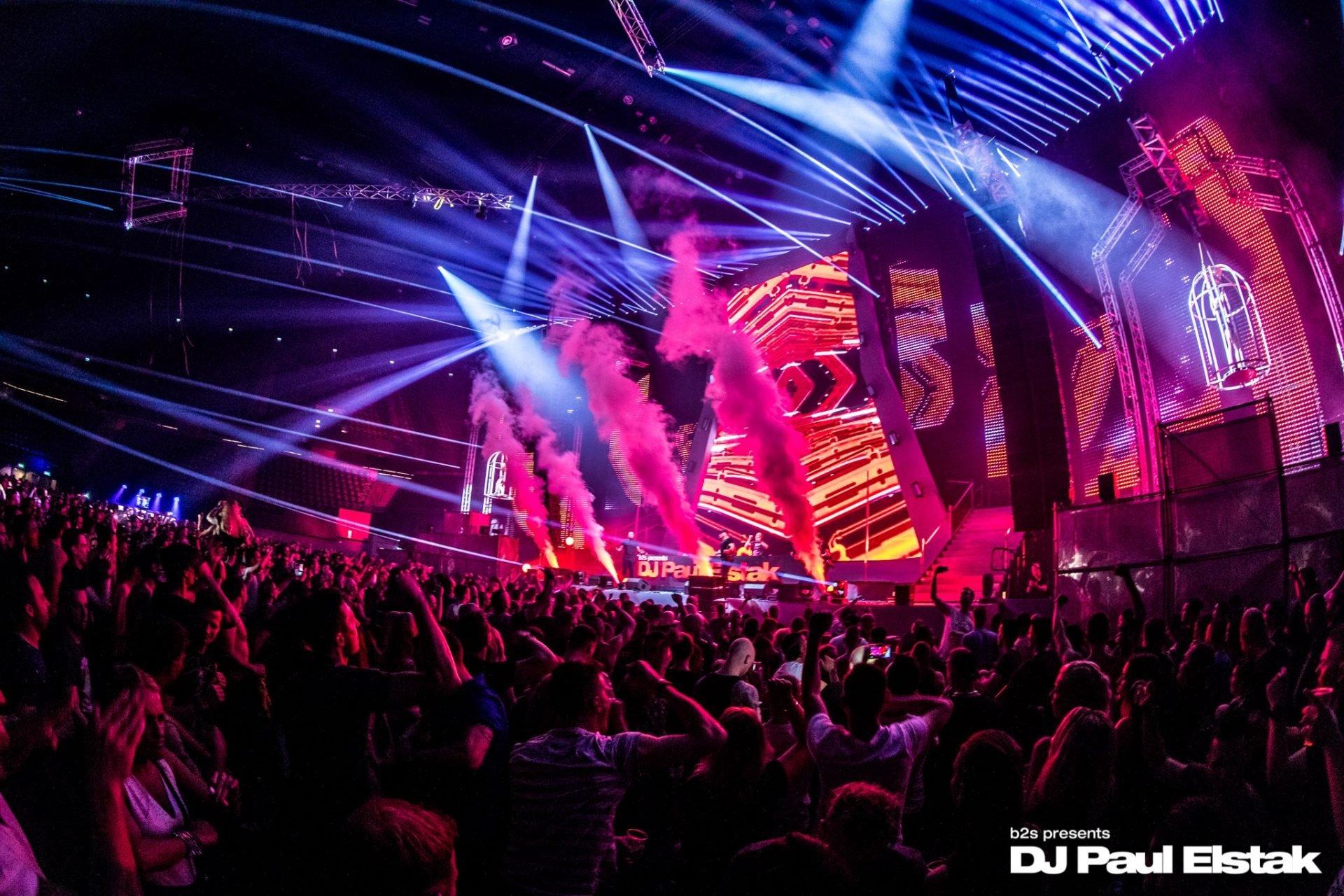B2S DJ Paul Elstak
