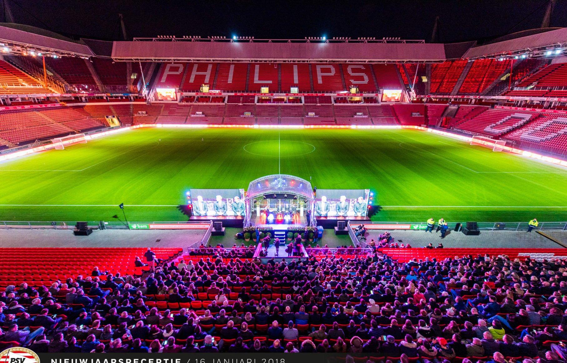 PSV Nieuwjaarsreceptie