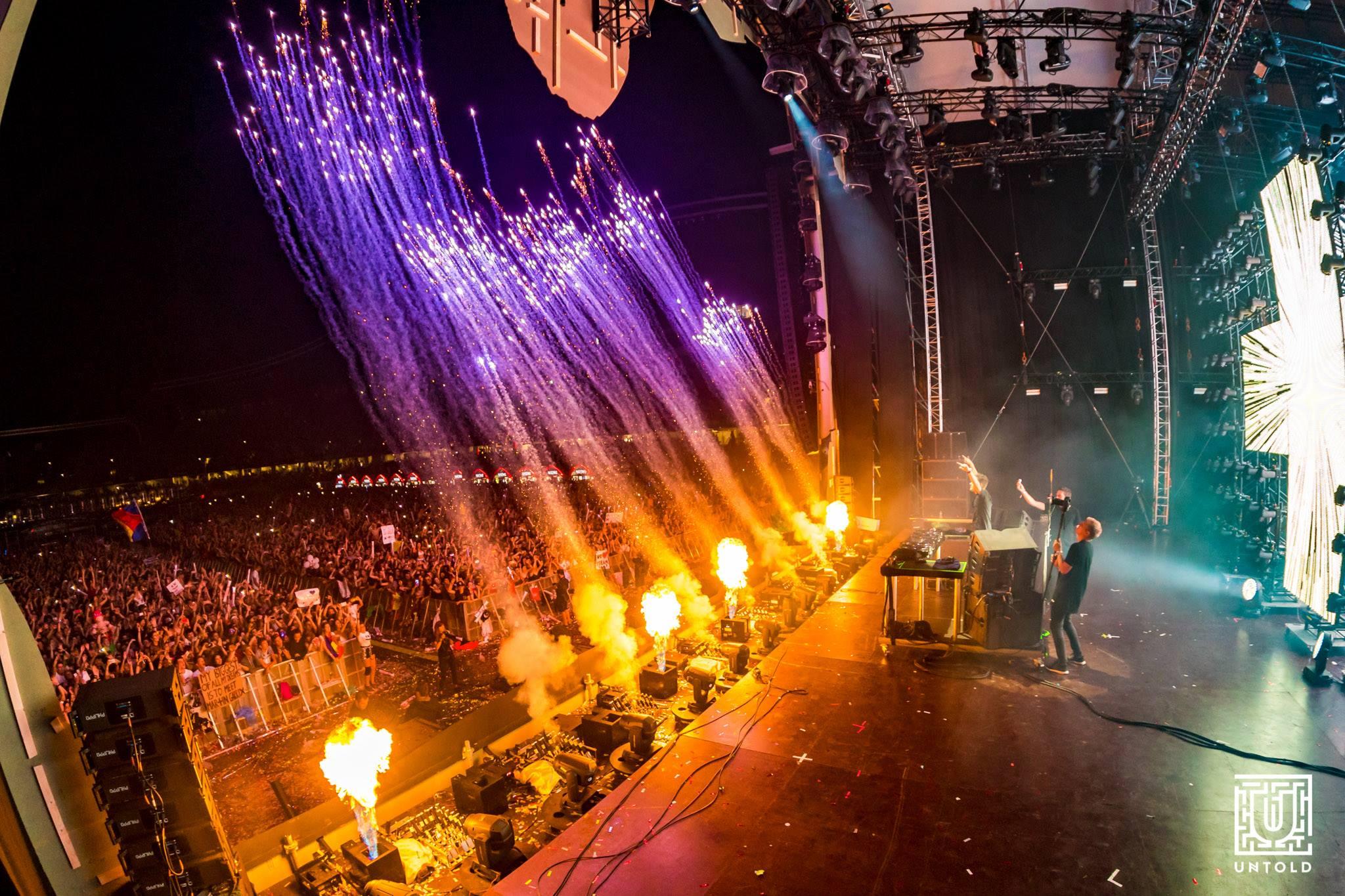 Untold Festival Martin Garrix