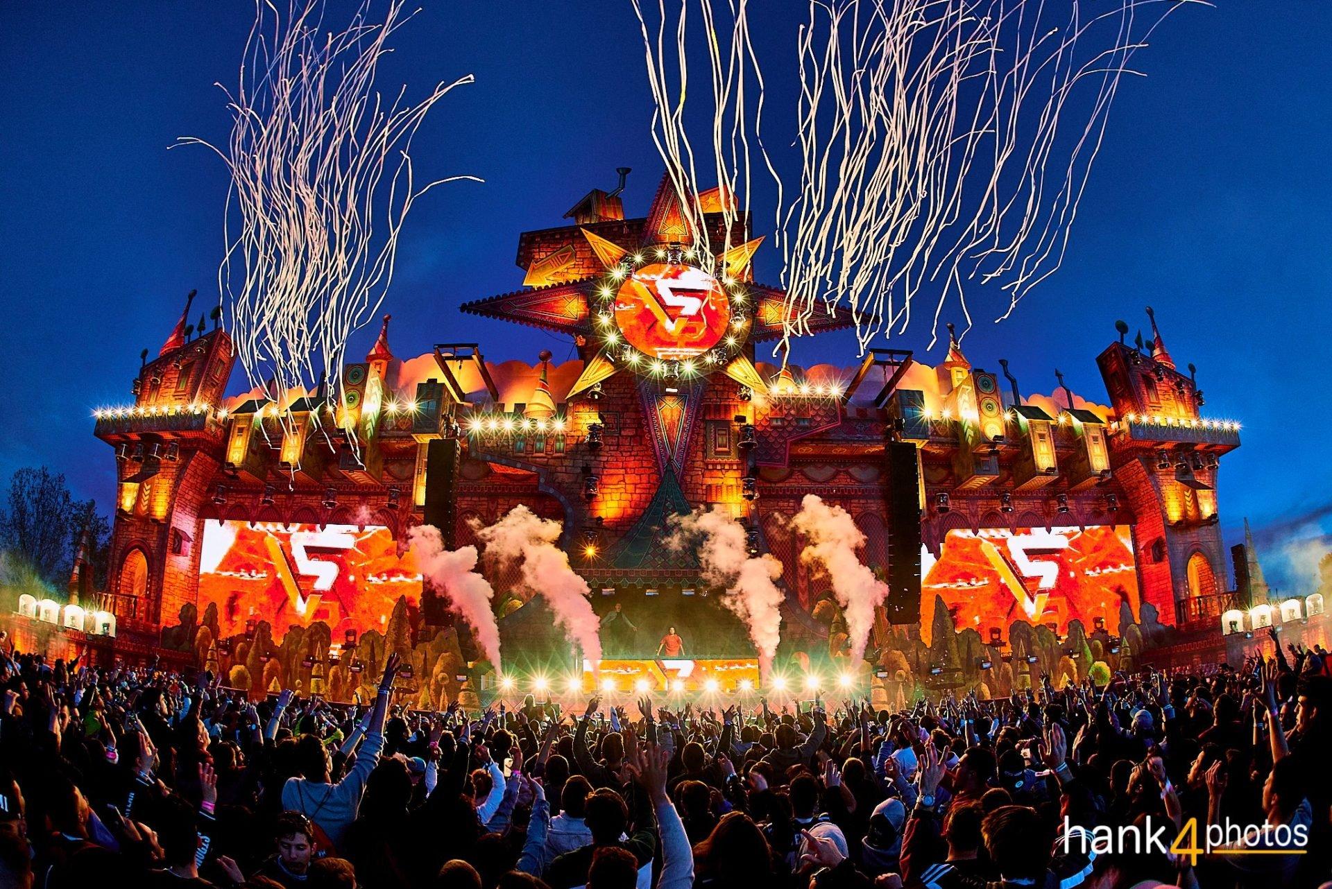 Daydream festival Spain