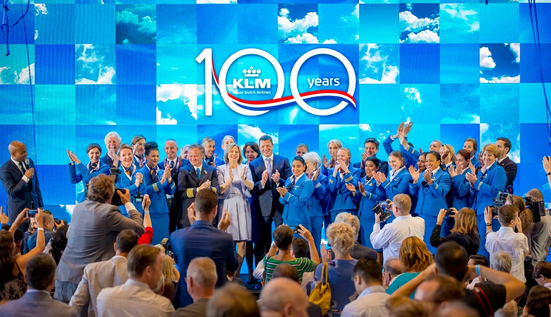 KLM 100 years