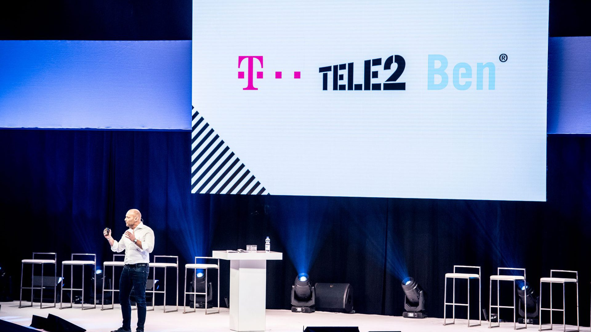 Joining forces T-Mobile Tele2