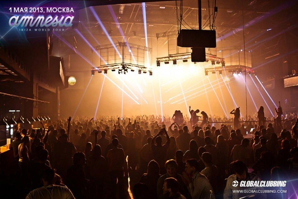 Global Clubbing Amnesia
