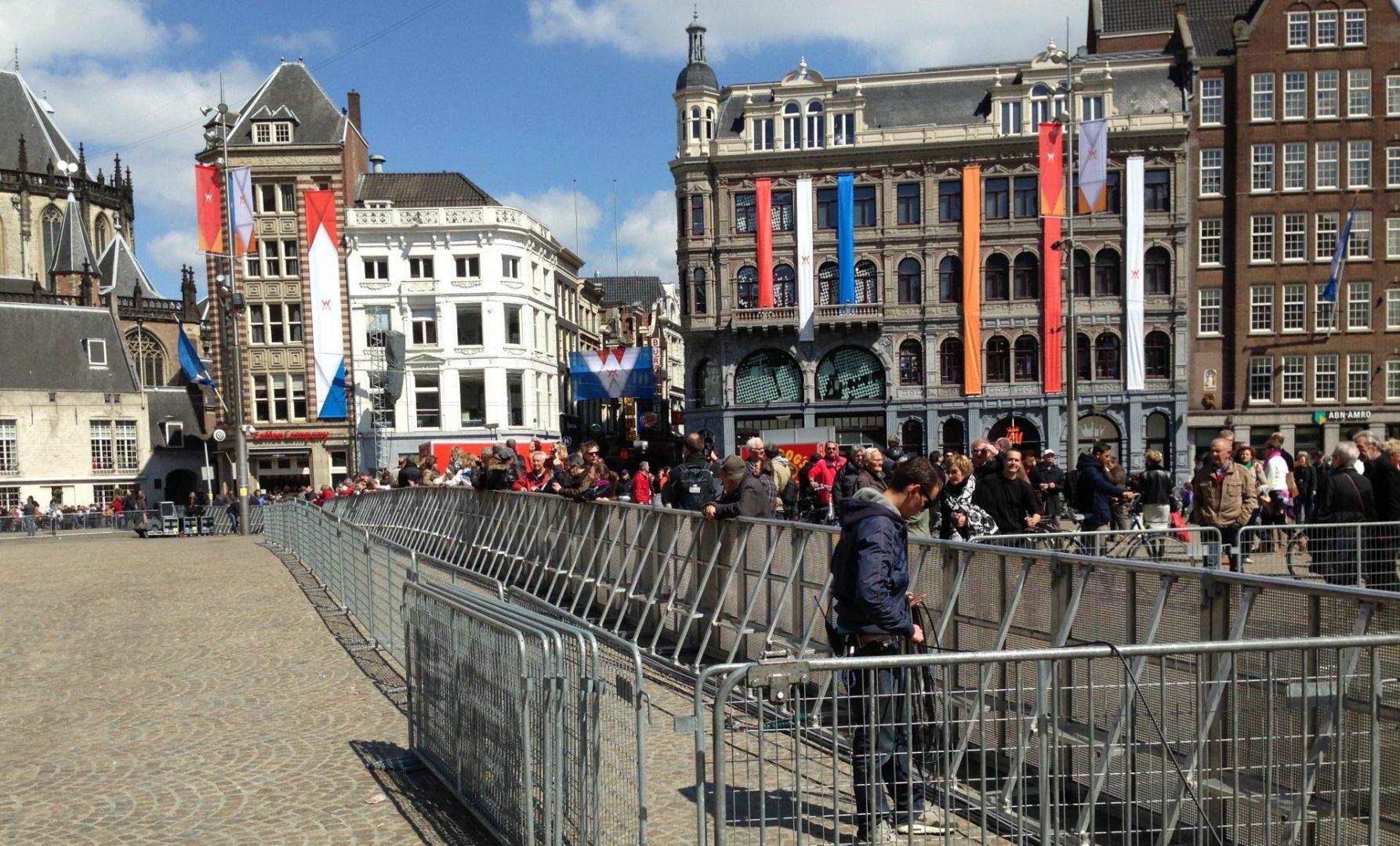 Inhuldiging Willem Alexander