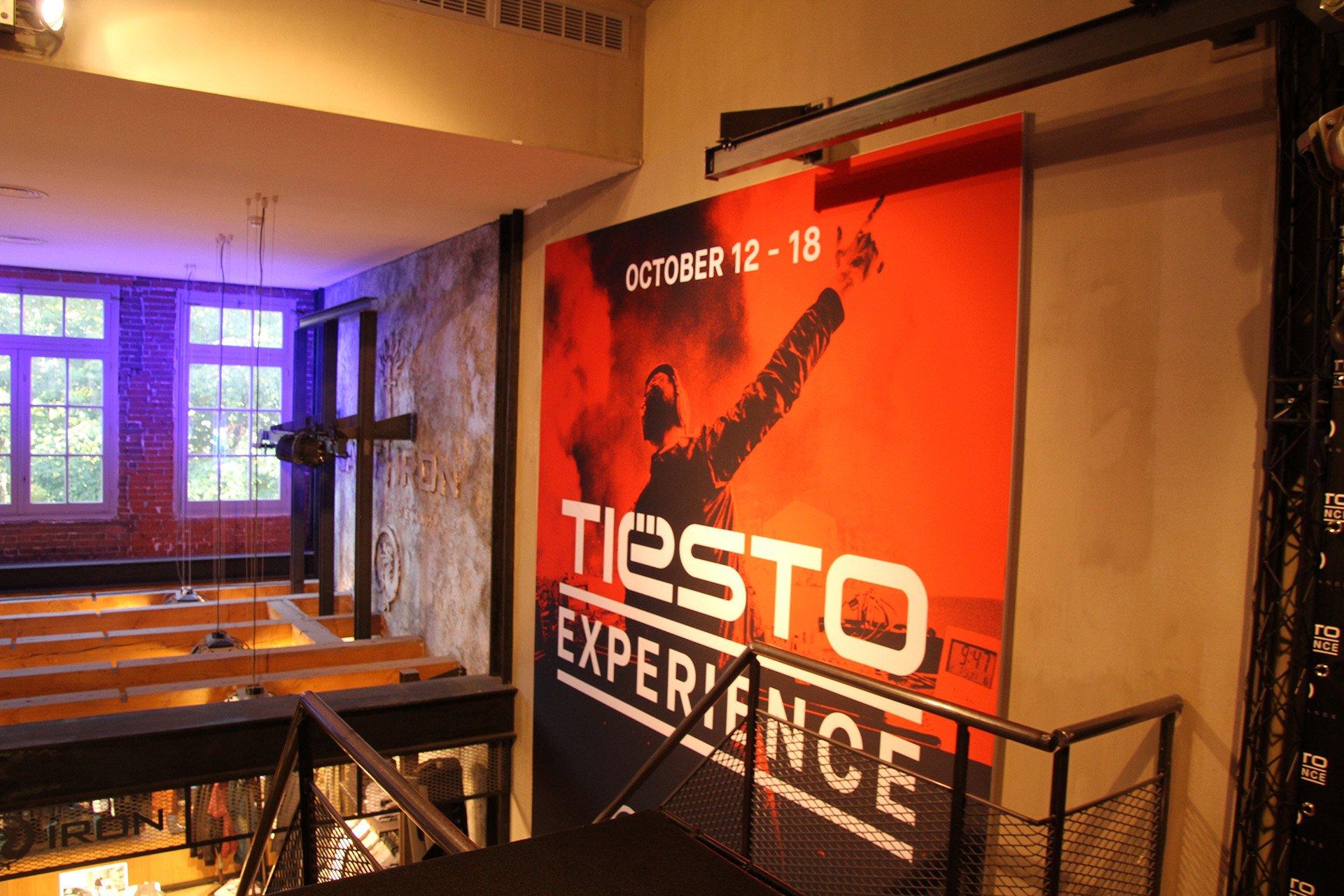 Tiësto Experience ADE