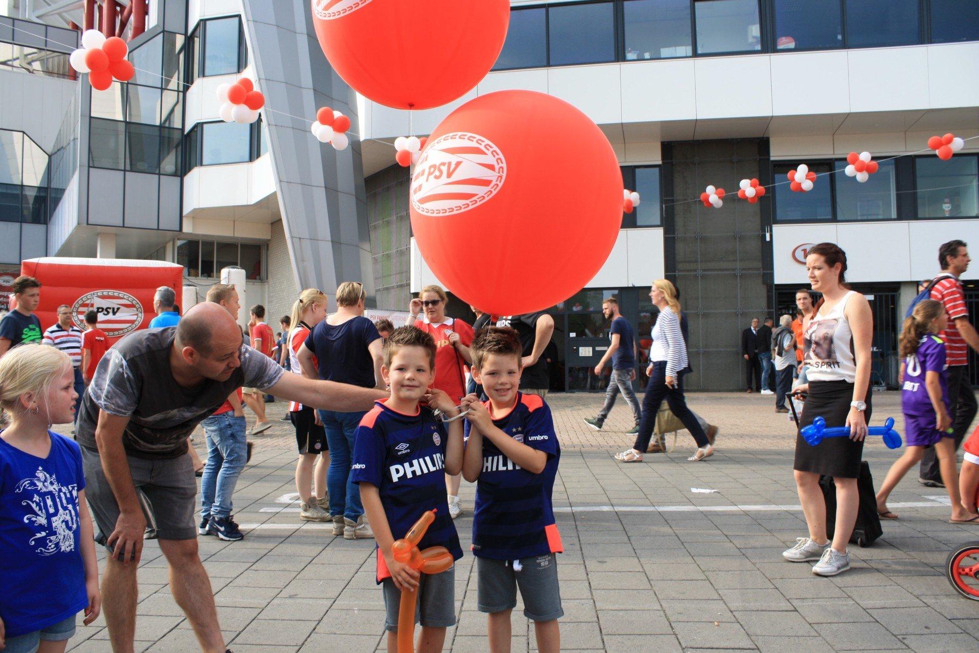 PSV Open dag 2016