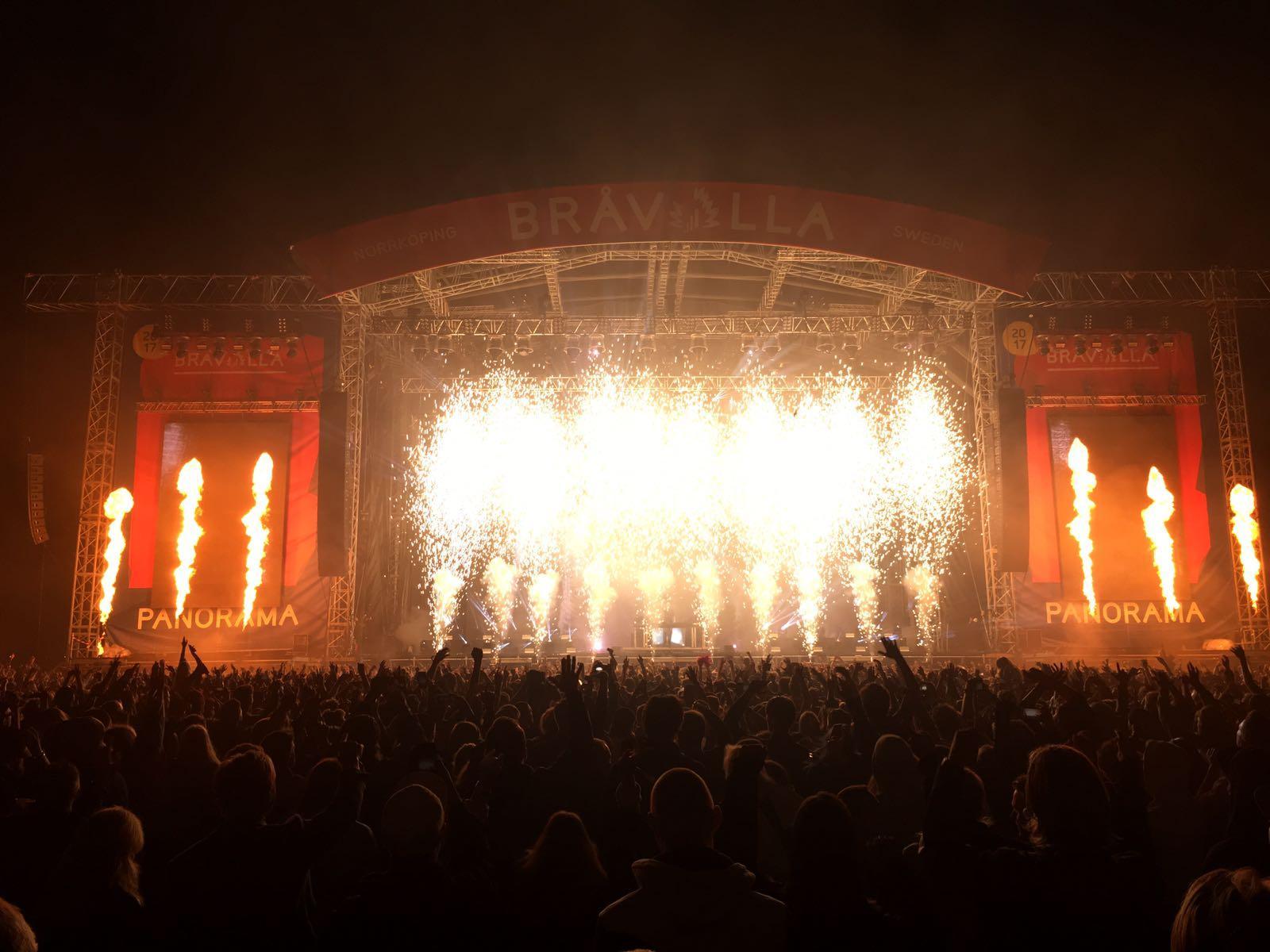 Bravalla Festival Martin Garrix