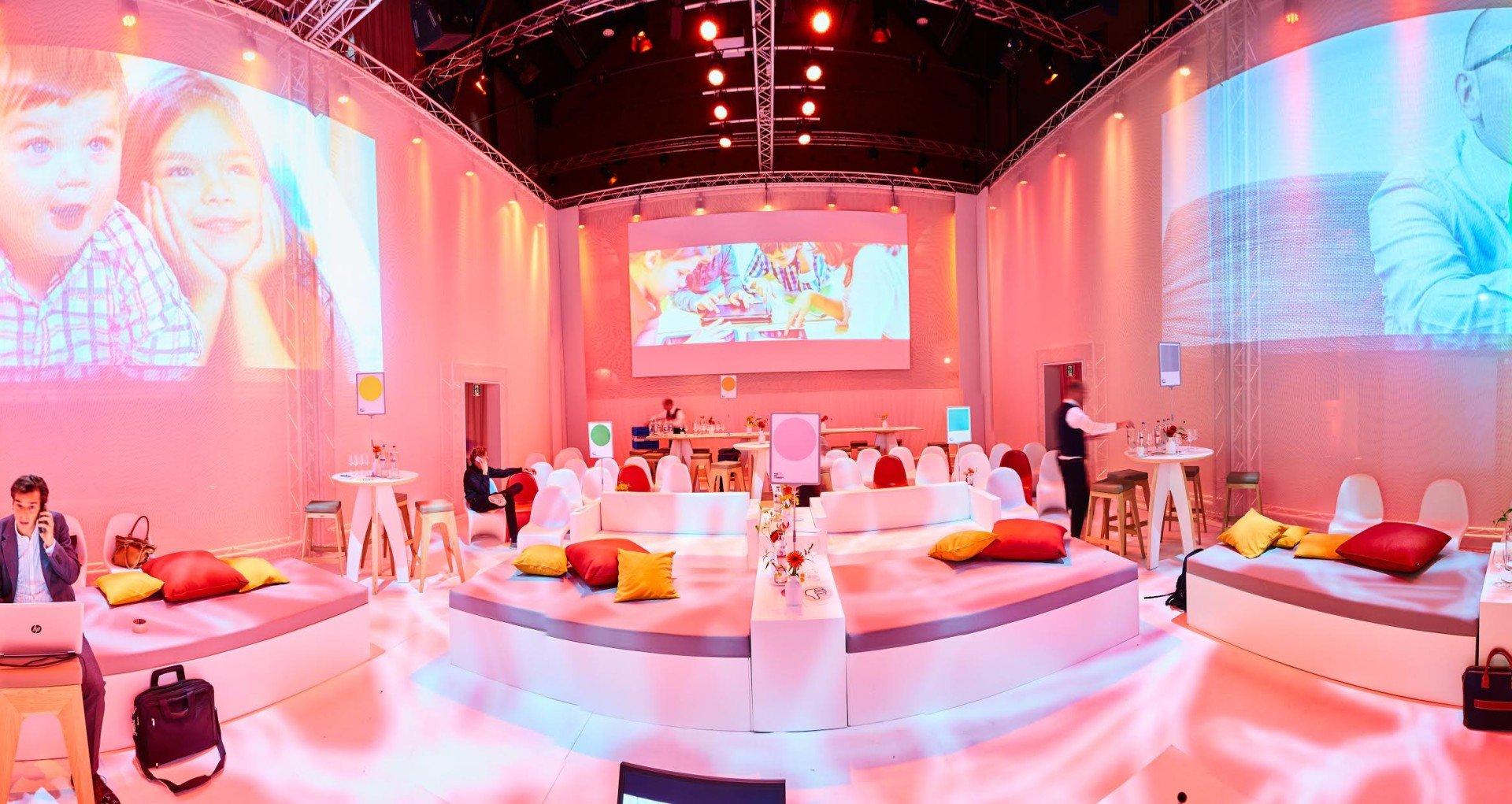 Corporate event Beurs van Berlage